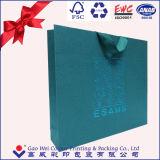 Мешок конструкции специальной бумаги высокого качества изготовленный на заказ бумажный