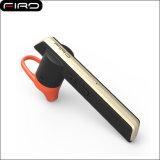 Bedrijfs Stereobluetoothoortelefoon modelM713 met rubber en UV