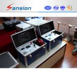 appareil de contrôle portatif de résistance d'enroulement de C.C de transformateur monophasé 20A