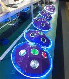 Уникально свет влияния UFO СИД конструкции для диско с Ce