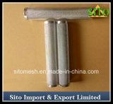 ステンレス鋼のカートリッジフィルターまたは金網シリンダー