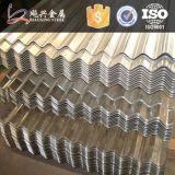 Наиболее наилучшим образом дешево горячий Corrugated гальванизированный лист толя металла стальной