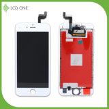 LcdoneのブランドiPhone 6sのための白いカラー携帯電話のアクセサリLCDスクリーン