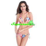 Reizvoller gedruckter Bikini für Frauen