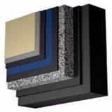 Materiais de fibra de vidro de isolamento térmico