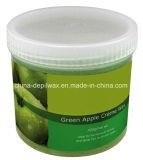 425g 단지 부드럽게 탈모 왁스 녹색 Apple 왁스