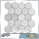 最新のデザインよい価格の白い大理石のランタンのモザイク