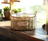 (BC-SF1022) Eco-Friendly Handmade естественная корзина цветка сторновки