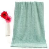 昇進の着色された浴室/表面/浜の綿タオル
