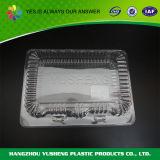 Recipiente di plastica di verdure dell'imballaggio trasparente