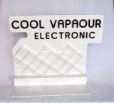 Carrinho de indicador de Acryic para o E-Cigarro Btr-D3031