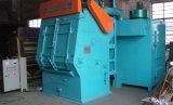 Machine de nettoyage de grenaillage de Pedrail/matériel de soufflage de roue (Q3210)