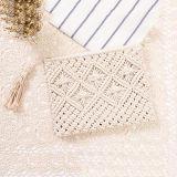 2017 최신 디자인 면 직물 물자 지갑 Handmade 디자인 지갑 자수 지갑 T111