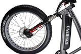 [26إكس4] '' إدارة وحدة دفع منتصفة كهربائيّة سمينة إطار العجلة درّاجة مع يخفى بطارية