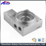 Nach Maß Aluminiumlegierung CNC-Präzisions-maschinell bearbeitenflugzeug-Teile