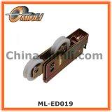 滑らせるためのタンデムローラーテラスのドア(ML-ED017)を