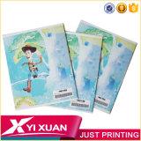 Cuaderno impreso aduana china de la escuela de las libretas del cuaderno