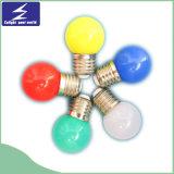 3W buntes LED Birnen-Licht für Gewerbetätigkeiten