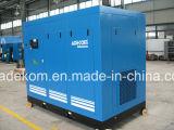 El petróleo ahorro de energía de la compresión de dos fases engañó el compresor de aire del tornillo (KD75-10II)