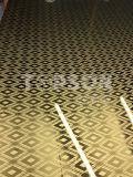Strato dell'acciaio inossidabile di Decoravie per l'elevatore con colore acquaforte dello specchio 8k