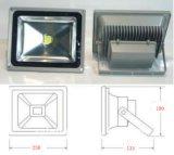 Luz de inundación al aire libre de la inundación Light/10W LED de la inundación Light/30W LED de la iluminación 50W LED
