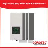 Inversor solar de la mejor fuente de alta frecuencia de la fábrica con el cargador