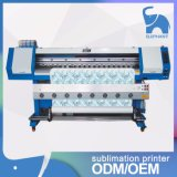 China Manufaturer Double Dx5 Heads impresora de sublimación de inyección de tinta de gran formato