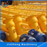 Завод смешивания Hzs35 Jinsheng профессиональным исправленный изготовлением конкретный дозируя