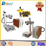 중국 Mopa Laser 표하기 기계 Dek 20W