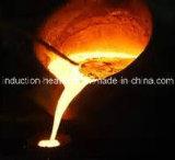 Mittelfrequenzinduktions-schmelzende Maschine für kupfernes Stahlgold