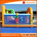 Neues aufblasbares Schloss für den Vergnügungspark/aufblasbares Springen kombiniert (T3-307)