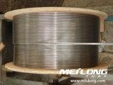S32750 Ligne de commande hydraulique en acier inoxydable duplex en acier inoxydable