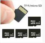 Оптовая карта памяти SD типа 10 Micro 64GB 256GB High Speed 100% первоначально для мобильного телефона