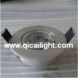1X1w hoge LEIDENE van de Macht Downlight