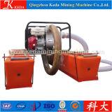 De Chinese Mini Gouden Baggermachine van de Leverancier in Rivier met Vele Stenen