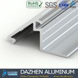 Perfil de aluminio de Suráfrica para la puerta modificada para requisitos particulares de la ventana
