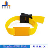 Bracelet sec d'IDENTIFICATION RF tressée universelle pour la distribution exprès
