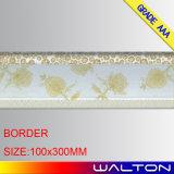 300X600浴室のフォーシャンからのタイルによって艶をかけられる陶磁器の壁のタイル