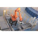 Botella de la máquina robot de paletizado