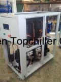 Refrigeratore di acqua raffreddato ad acqua industriale per il taglio del collegare di CNC