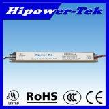 UL 흐리게 하는 0-10V를 가진 열거된 38W 1050mA 36V 일정한 현재 LED 전력 공급