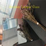 glace de miroir de 5mm Temperable/glace en verre r3fléchissante de /Coated avec le miroir transparent