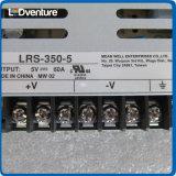 Stromversorgung P.S. 5V 60A 300W Lrs-350-5 MW-Meanwell