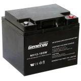 batería de la alta tasa de 12V 185W para la UPS