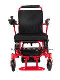 A potência levanta acima o transporte da cadeira de rodas do assento