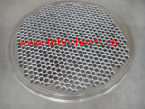 Фикчированный Пробк-Лист используемый для теплообменного аппарата или конденсатора