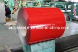 Überzogenen heißes BAD galvanisierten Stahlring für Dach-Blätter färben