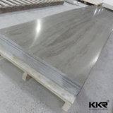 Superfícies contínuas de pedra de superfície contínuas acrílicas compostas da resina 3cm