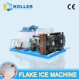 Machine de glace de flocon de ménage de 500kg pour une seule phase (KP05)