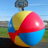 Riesiger Belüftung-aufblasbarer Luft-Wasserball
